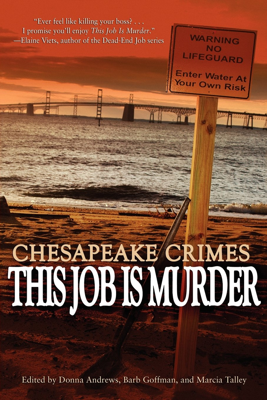 anthologies sisters in crime chesapeake chapter chesapeake crimes 5 this job is murder